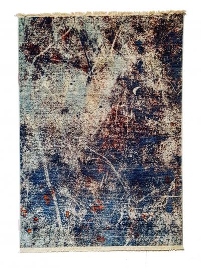 BURSA Turkish art rug from Morelli Rugs