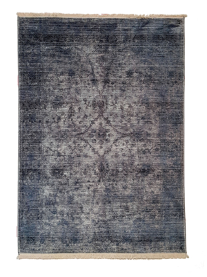 DARK HYANCINTHS Turkish Seasons Rug from Morelli Rugs