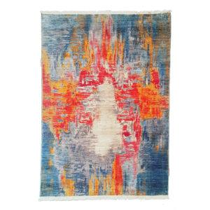 DENIZLI Turkish art rug from Morelli Rugs