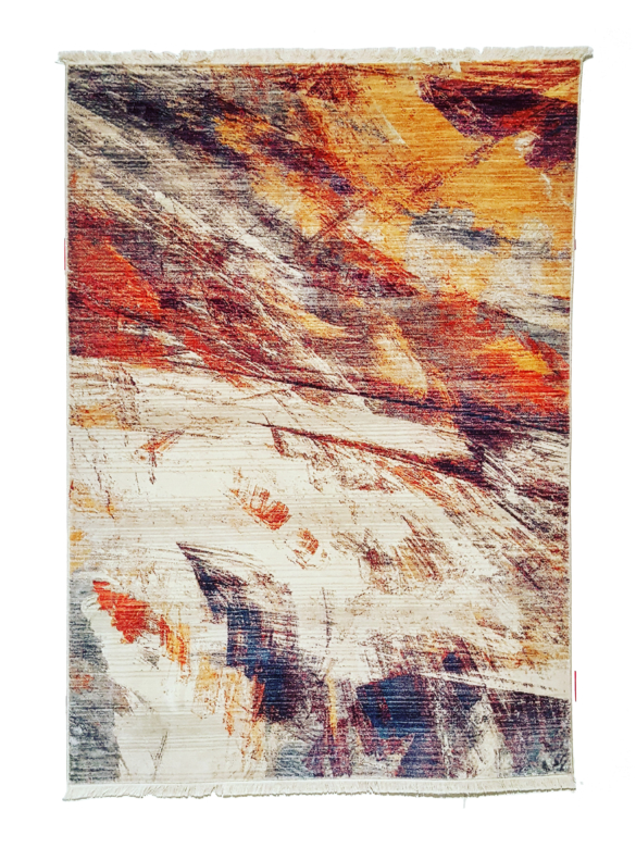 KALKAN Turkish art rug from morelli rugs