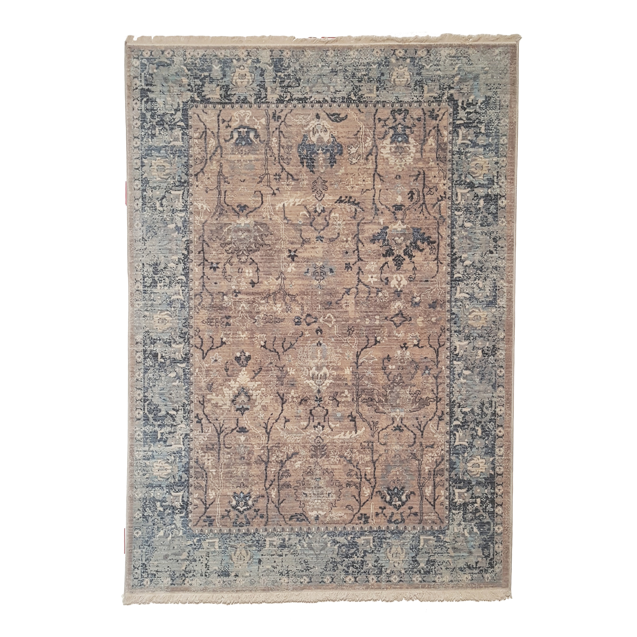 NUETRAL TULIPA Turkish Seasons Rug from Morelli Rugs