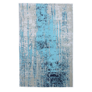 Scattered Ocean Indian Rug from Morelli Rugs