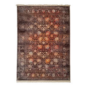 TULIPA DARK Turkish Seasons Rug from Morelli Rugs