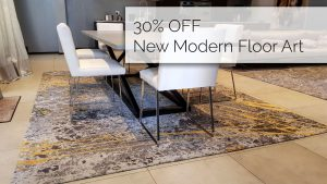 Modern Floor Art rug sale